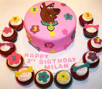 """""""WOW"""" Custom Cakes & Cupcakes"""