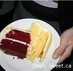 60 cake insides