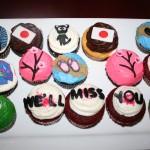 Japan Cupcakes