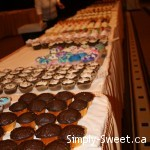 Cupcakes as far as the eye can see!
