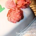 70 cake flowers
