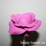 Cake Pop Rose 3