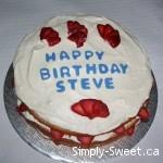 Strawberry Shortcake_Steve Bday