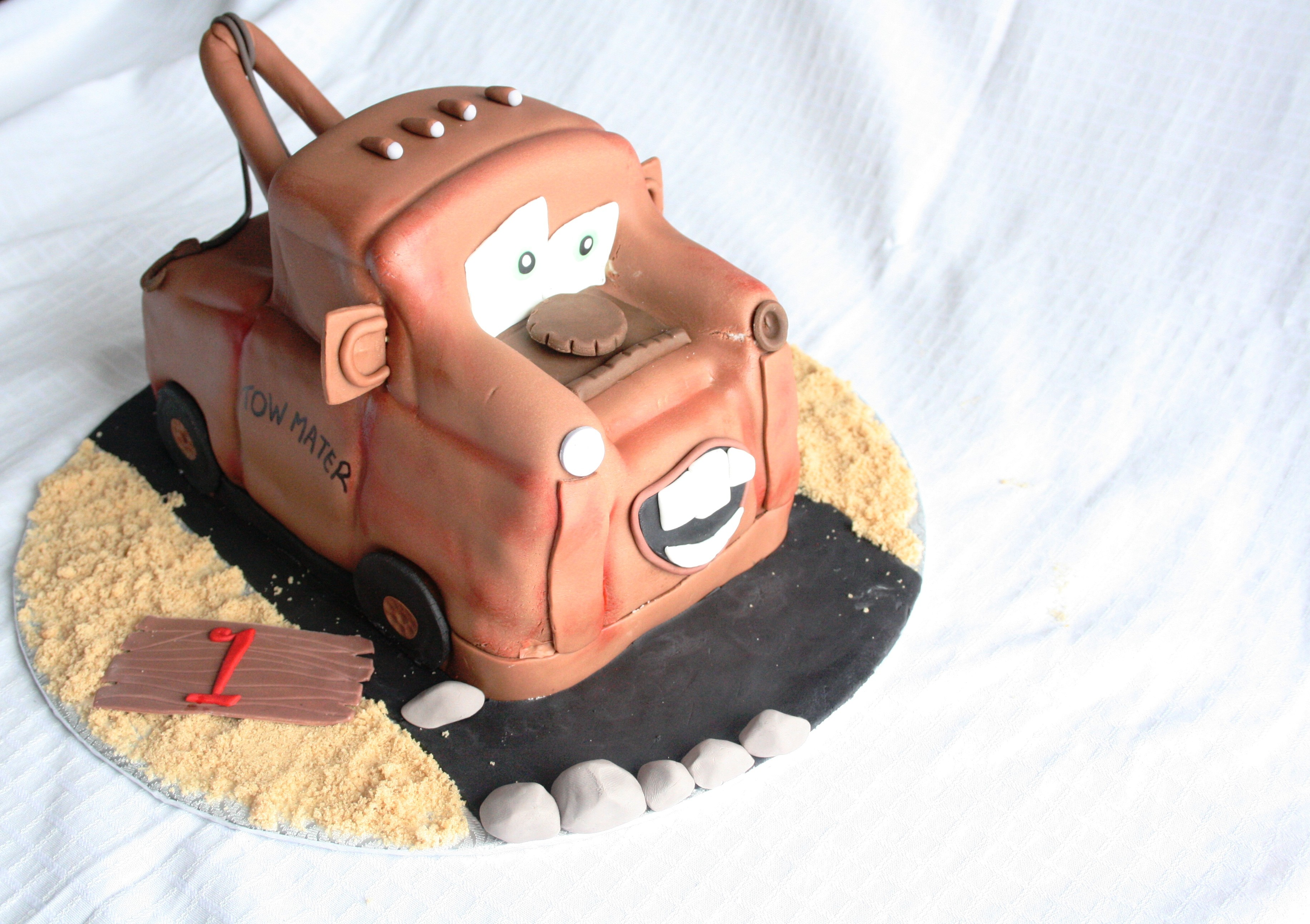 A Tasty Tow Mater » Tow Mater