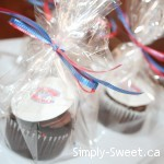 Montreal Canadiens cupcake - party favor